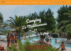 camping-le-mediterranee.com