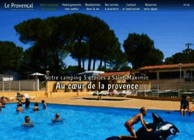 camping-le-provencal.com