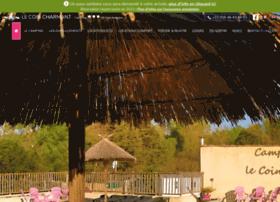 camping-lecoincharmant-ardeche.com