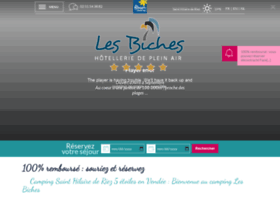 camping-les-biches.com