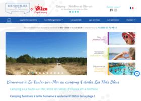 camping-lesflotsbleus.com