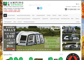 campingandleisure.co.uk