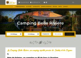 campingbelleriviere.fr