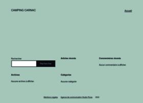 campingcarnac.fr