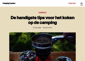 campingcontact.nl