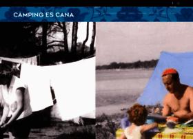 campingescana.com
