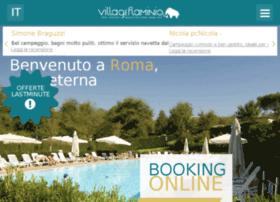 campingflaminio.com
