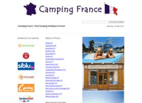 campingfrance.org.uk