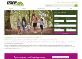 campingintheforest.co.uk