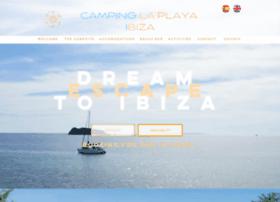 campinglaplayaibiza.com