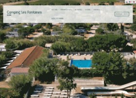 campinglesfontaines.fr