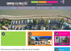 campinglesviolettes.fr
