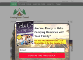 campingloverschannel.com