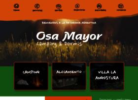 campingosamayor.com.ar