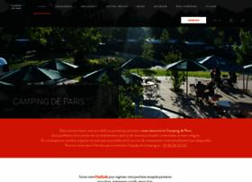 campingparis.fr