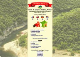 campings-ardeche.com