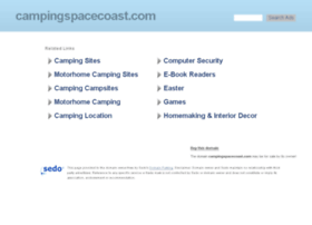 campingspacecoast.com