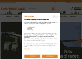 campingudsalg.dk
