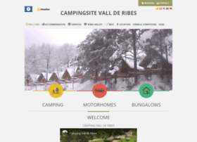 campingvallderibes.com