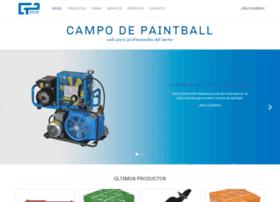 campodepaintball.com
