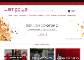 campoluzenoteca.com