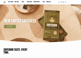 camposcoffee.com
