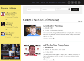 camps.defensesoap.com