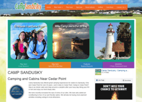 campsandusky.com