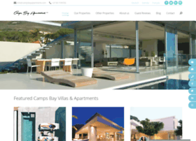 campsbayapartments.com