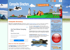 campsitedirectory.co.uk