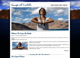 campsofladakh.com