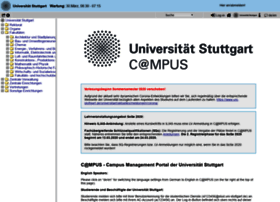 campus.uni-stuttgart.de