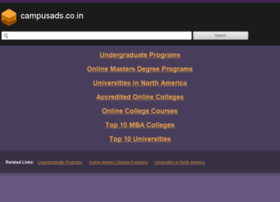 campusads.co.in