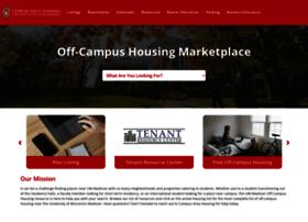 campusareahousing.wisc.edu