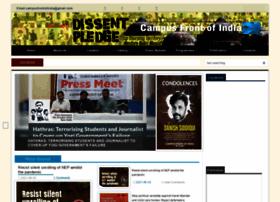 campusfrontofindia.org