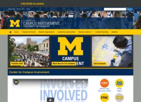 campusinvolvement.umich.edu