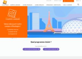 campuslangues.com