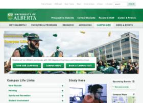 campuslife.ualberta.ca