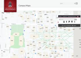 campusmaps.uark.edu