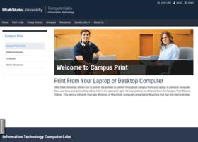 campusprint.usu.edu