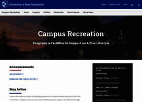 campusrec.unh.edu