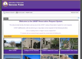campusreservations.uwsp.edu