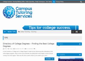 campustutoringservices.com