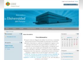 campusvirtual.ceu.es
