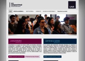 campusvirtualunr.edu.ar