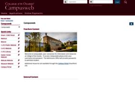 campusweb.cofo.edu