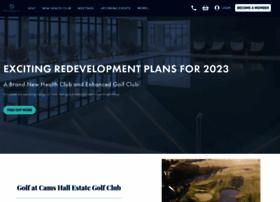 camshallgolf.co.uk
