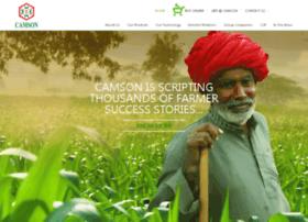 camsonbiotechnologies.com