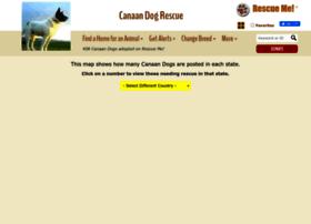 canaandog.rescueme.org