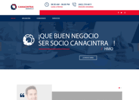 canacintrahermosillo.com